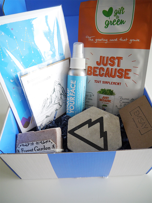 Vancity Subscription Box