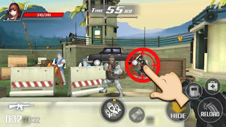 Over Touch Gun Shooting Mod Unlimited Gold Terbaru