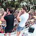 Carnaval com Sertanejo: Vini & Lucas fazem foliões cantar em coro no Parque do Ibirapuera, em SP