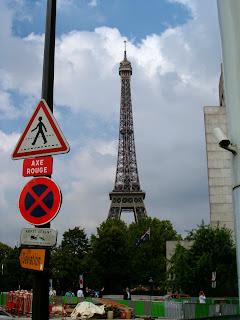 """eiffel1 - El """"secreto"""" que oculta la Torre Eiffel en su punto más alto"""