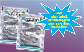 Pharmacist Healthcare Penggunaan Oralit Saat Diare