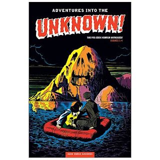 ARC Review -  Adventures into the Unknown! Archives Volume 1