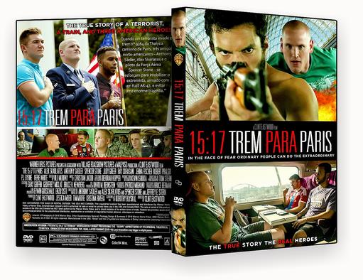DVD-R 1517 TREM PARA PARIS 2018 – AUTORADO