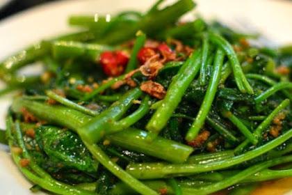 Resep masakan tumis kangkung dan jamur tiram