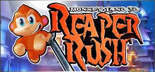 Monkey Land 3D Reaper Rush-HI2U