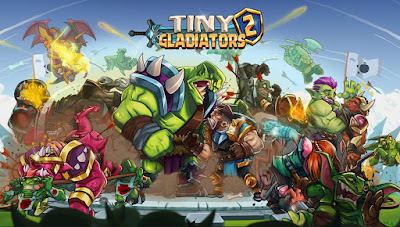 Tiny Gladiators 2 MOD APK