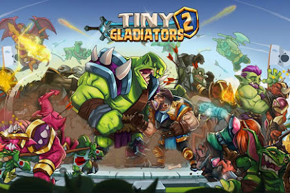 Tiny Gladiators 2 MOD APK with Unlimited Money