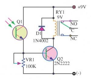 Saklar    Otomatis    Untuk    Lampu    Taman atau    Lampu    Jalan  Hanya