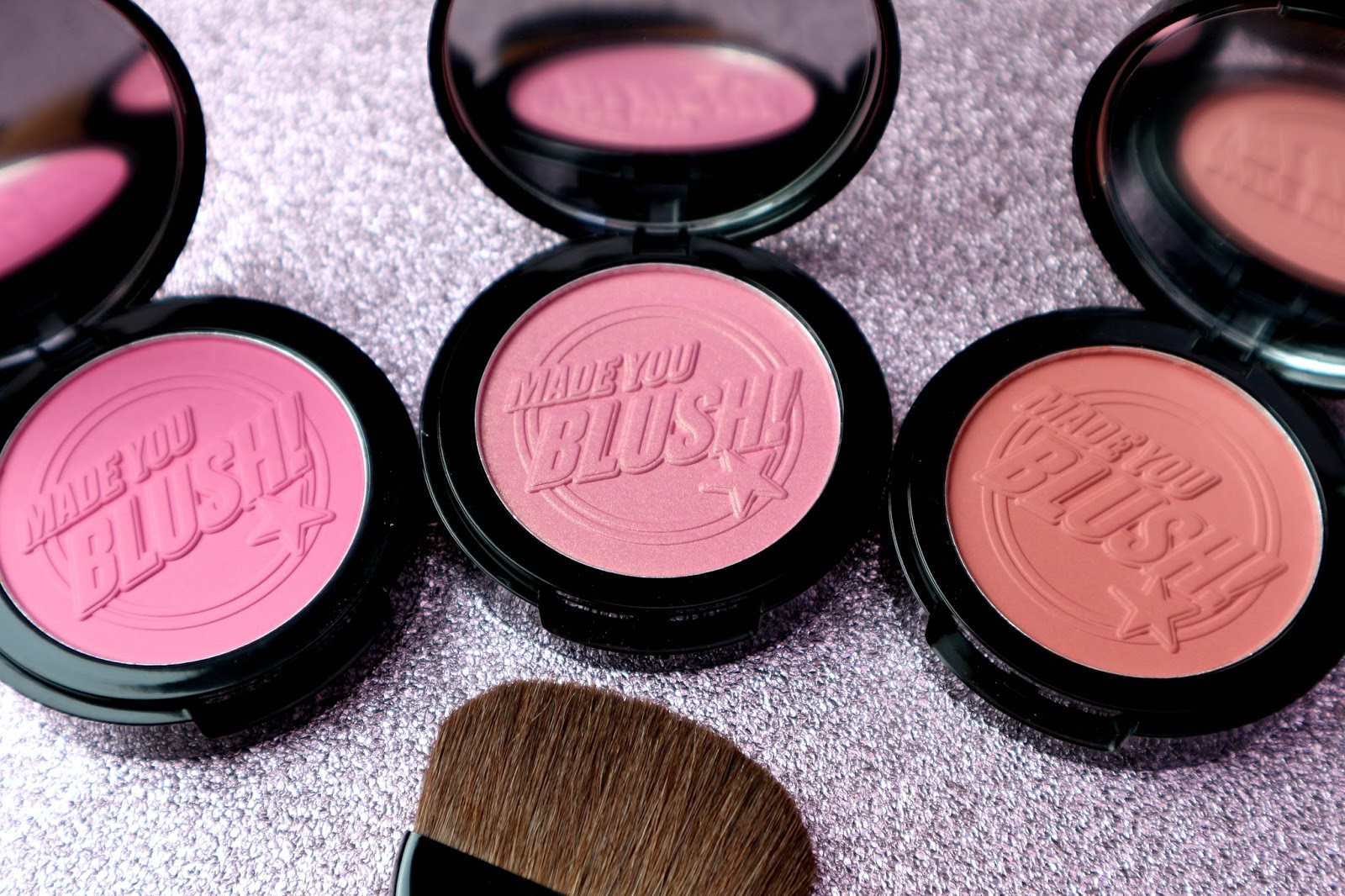 Soap & Glory Made You Blush