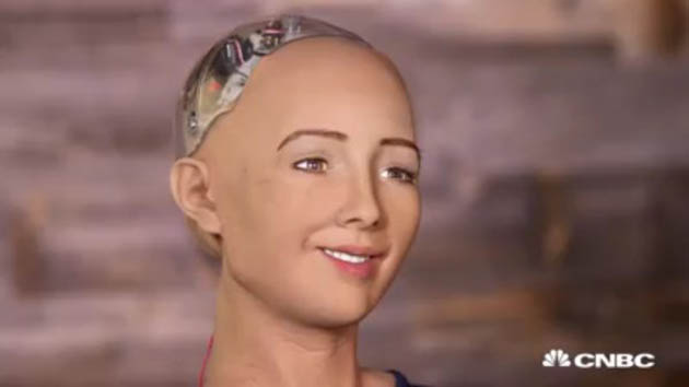 Robot ini Dibuat Untuk Menghancurkan Umat Manusia?