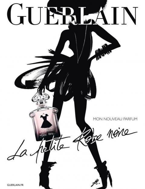 6c7ed7e6c0e Mon nouveau parfum   La Petite Robe Noire