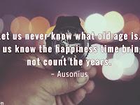 20 Quotes Bahasa Inggris About Age dan Artinya