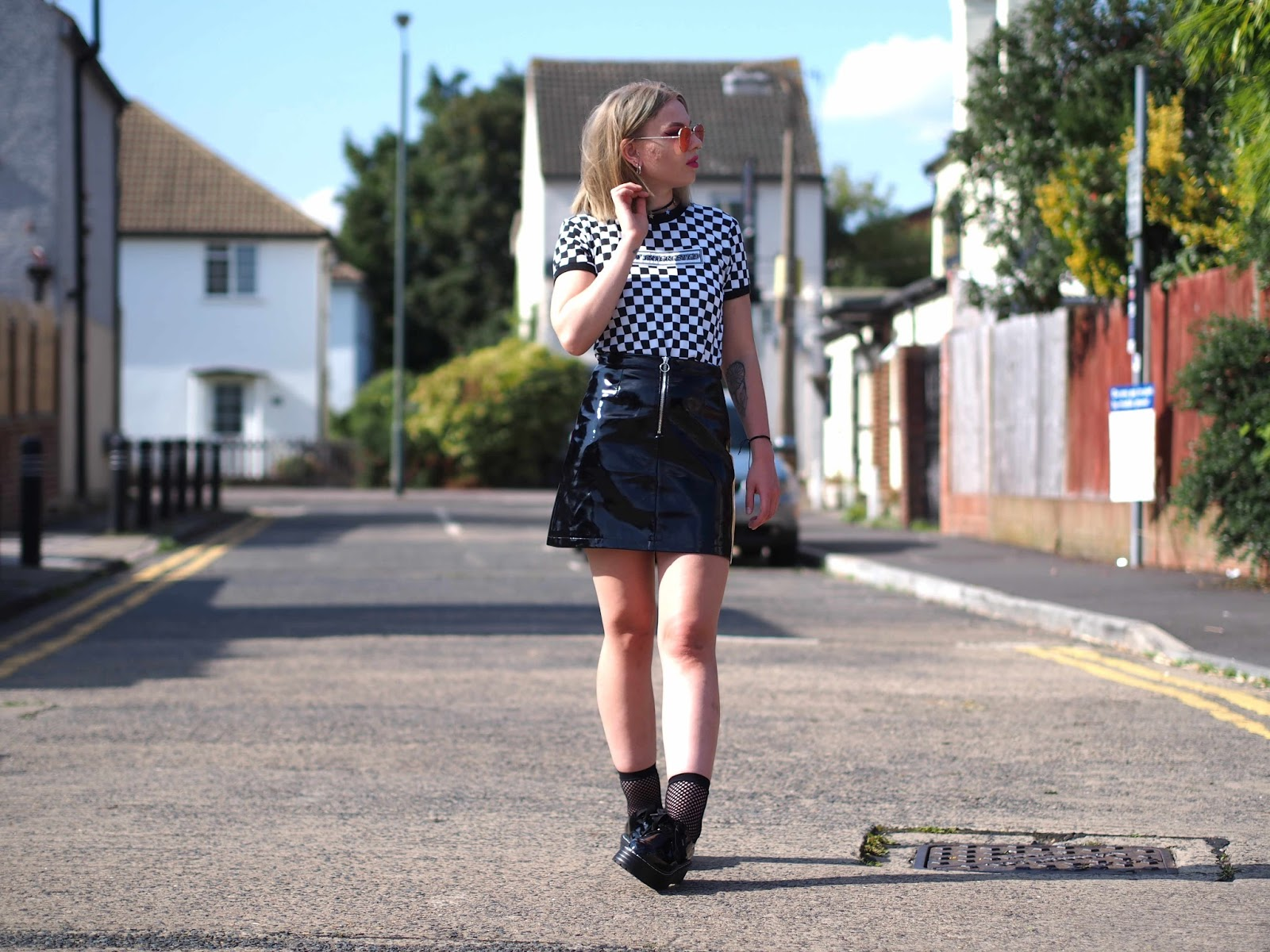 fashion trend 2017, 2017 ss fashion trend, grunge outfit ideas, grunge outfits, grunge blogger, uk fashion blogger, street style blogger, london fashion blogger