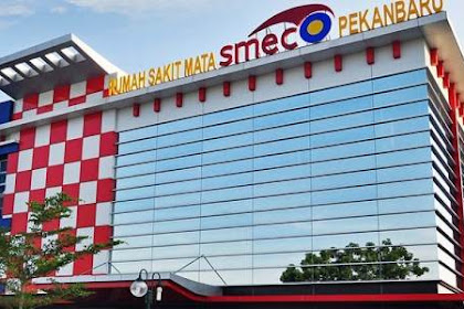 Lowongan Rumah Sakit Mata SMEC Pekanbaru November 2018