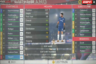 Download FTS 19 Mod PES 2019 Full Update Transfer by Wahyu Babah