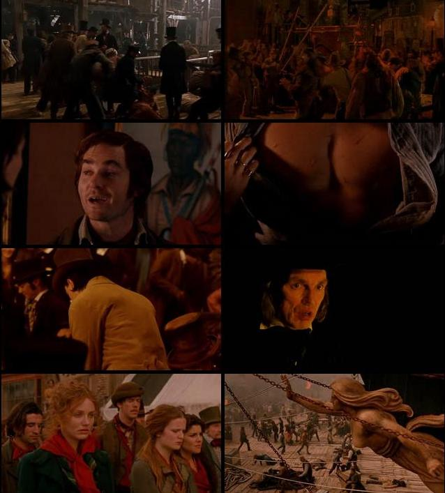 Gangs of New York 2002 Dual Audio Hindi 720p BDRip 1.2GB