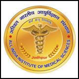 AIIMS Jodhpur Recruitment