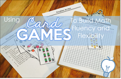 Using Games to Build Math Fluency and Flexibility