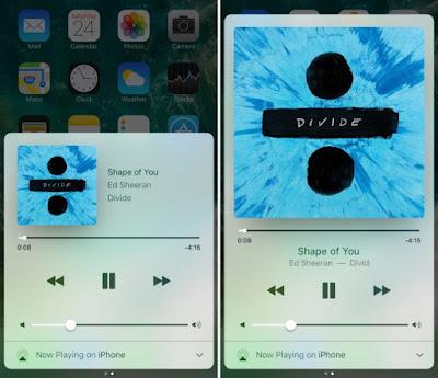 make%2BControl%2BCenter%25E2%2580%2599s%2BNow%2BPlaying%2Binterface%2Bfull%2Bscreen Sinatra Tweak Makes Regulate Middle's Now Enjoying Interface Complete Display iPhone Jailbreak