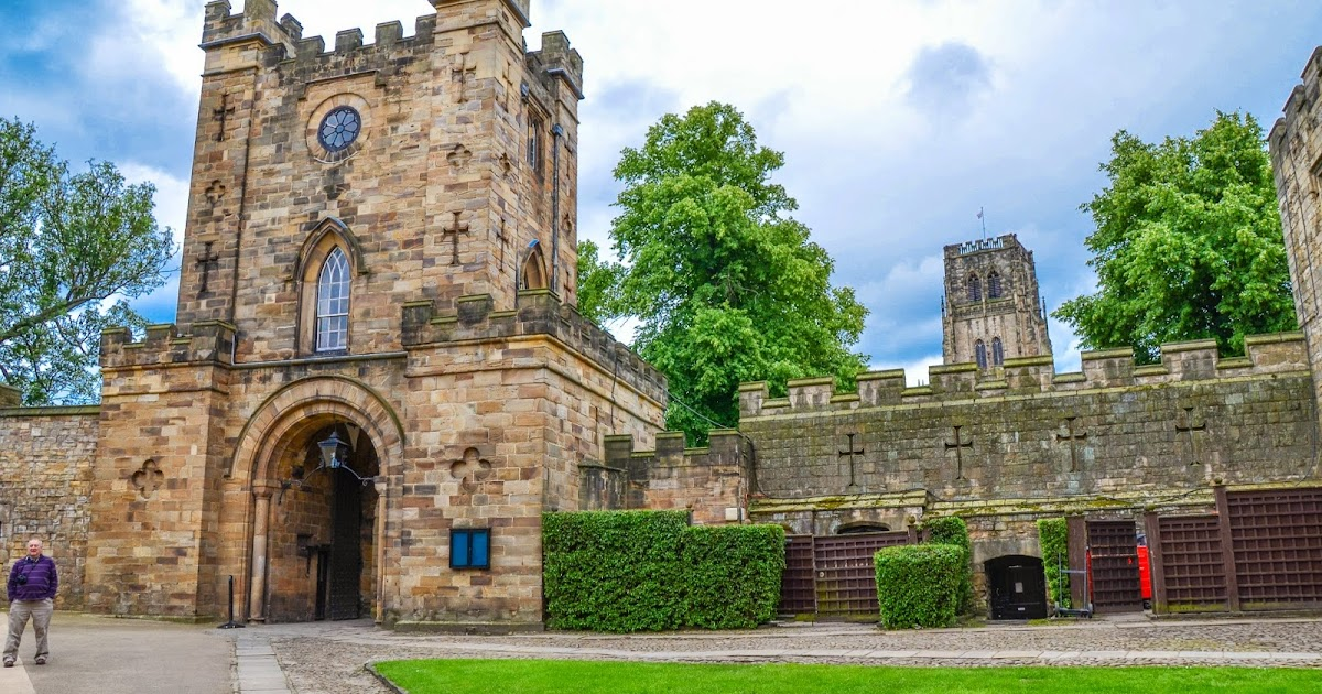 Our Adventures In England Durham Cathedral And Castle