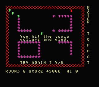TnC Stuff: 112 MSX Basic Games presents: MRTOPHAT GAM (71)