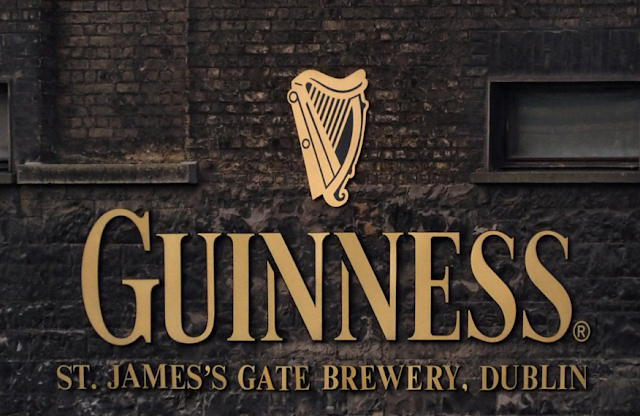 St. James's Gate Brewery in Dublin