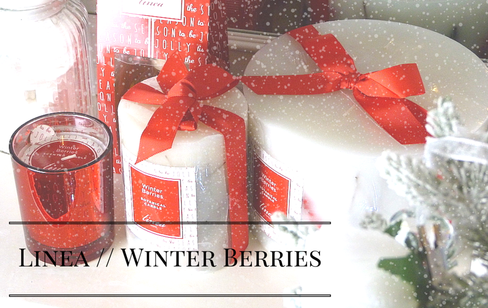 an image of Linea Winter Berries Collection