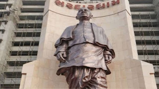 World's 2nd Tallest Statue of Sardar Vallabhbhai Patel