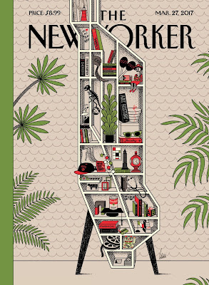 The New Yorker (ザ・ニューヨーカー) 2017年03月27日号 raw zip dl