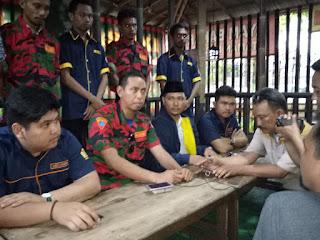 25 OKP Tolak Musda ke 12 KNPI Provinsi  Jatim Di Trenggalek