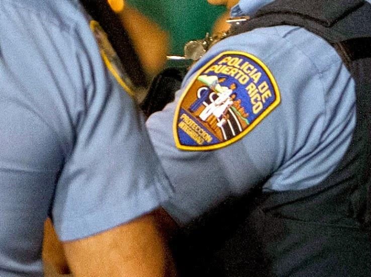 Policia Arresta Ladrones