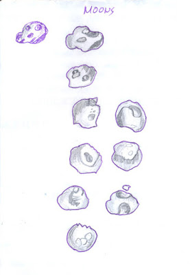 Gas Giants Moons drawing