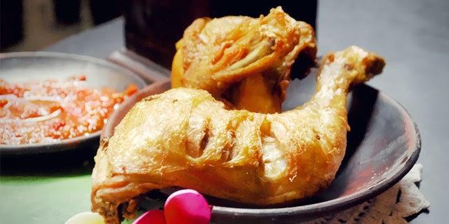 Resep Ayam Goreng Bumbu Kuning Lezat Dijamin Gurih
