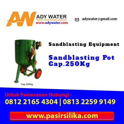 Alat Sandblasting Kaca