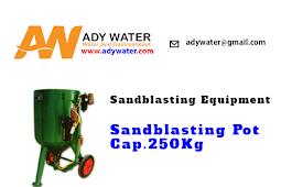 Ini Perusahaan Spesialis Mesin Sandblasting yang Anda Cari!