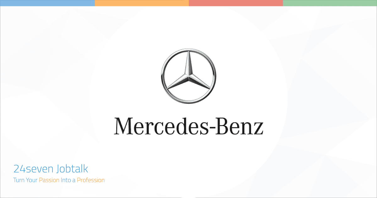 Jobs and Careers at Mercedes-Benz Cars Middle East
