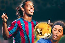 21 Maret 1980 Ronaldinho Lahir