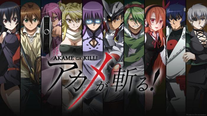 جميع حلقات انمي Akame ga Kill! مترجم (تحميل + مشاهدة مباشرة)
