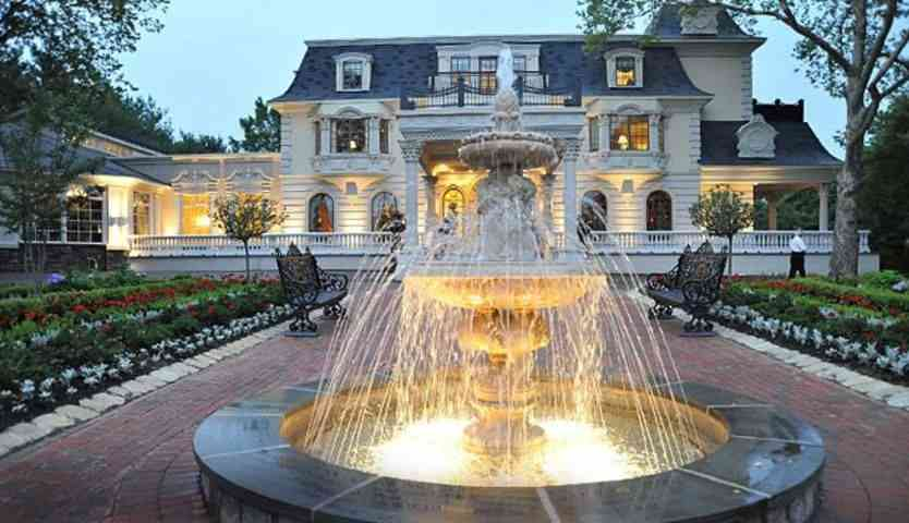 Spring Lake New Jersey Wedding Venues