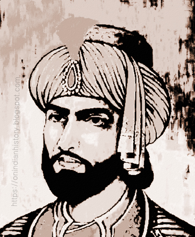 Ghiyas-ud-din Tughlaq, founder of the Tughlaq dynasty of Delhi