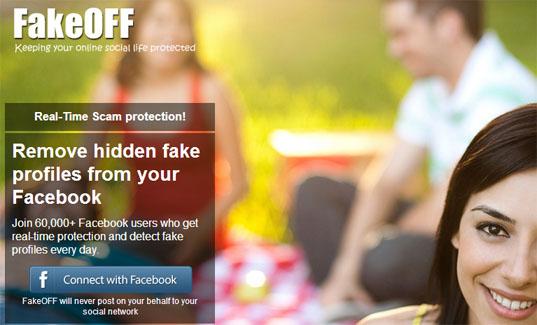 FakeOFF App for Facebook