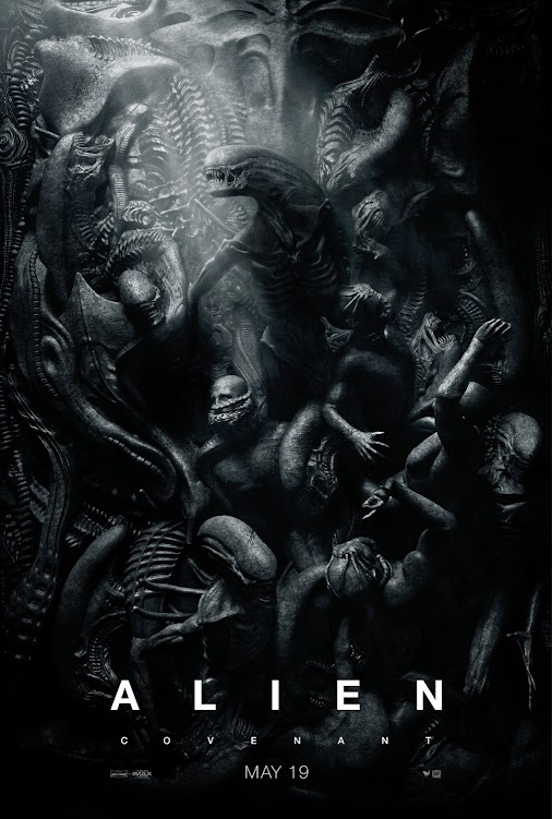 """#MOVIE #REVIEW: """"Alien: Covenant"""" may be a bloody, flashy pseudo-thinker, but is ultimately a disappointing..."""