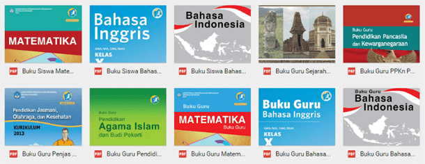 Ebook Bahasa Indonesia Kelas Xi