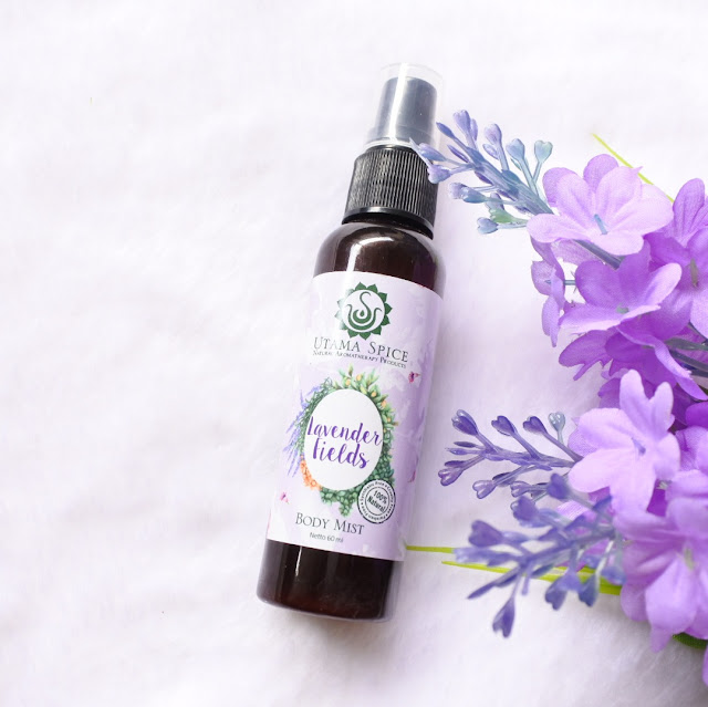 Utama Spice Lavender Body Mist