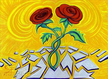 Roses Break Babylon