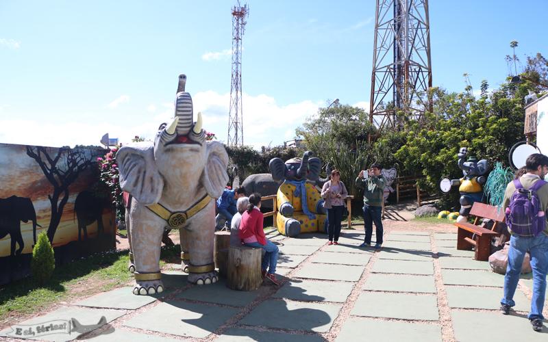 o que fazer em campos do jordão elefante