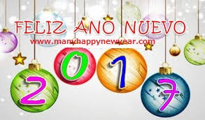 Spanish Happy New Year 2017 Messages