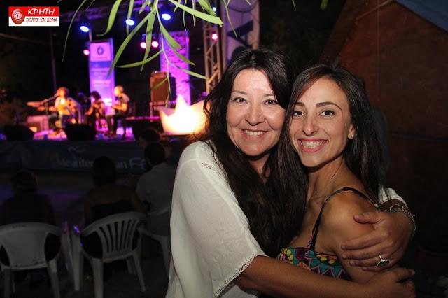 b8e7279f5a ... καθώς επίσης και η ψυχή της εκδήλωσης και πρόεδρος του συλλόγου φίλων  μουσικής κυρία Βέρα Περάκη
