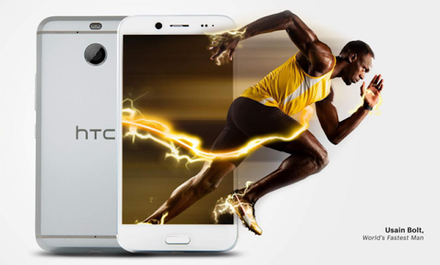 HTC Bolt With QHD Screen And Android 7.0 Nougat Announced