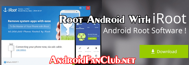 How To Root Android With iRoot?